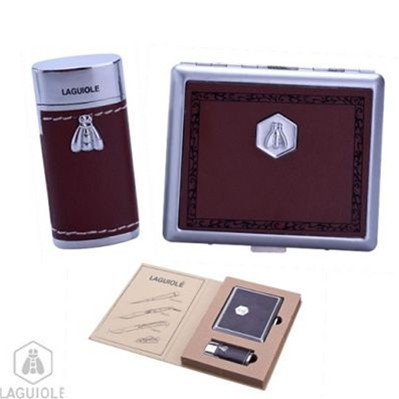 LAGUIOLE Briquet - marron