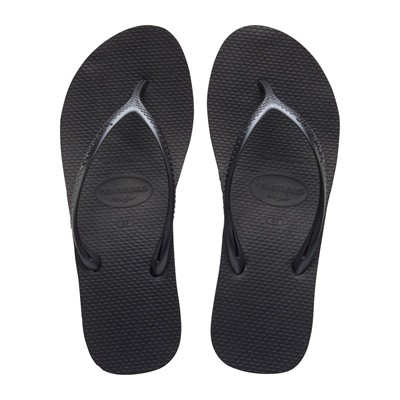 HAVAIANAS HIGH FASHION - Tongs - noir