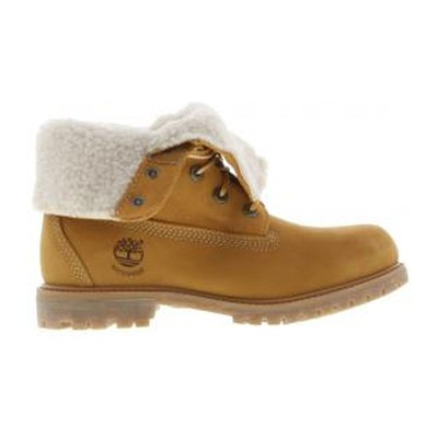 AUTHENTIC  TEDDY FLEECE - Boots - beige