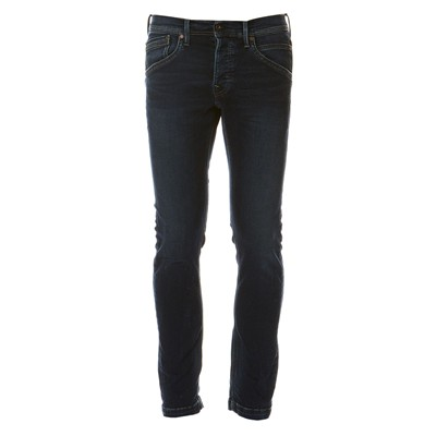 PEPE JEANS LONDON Track - Jean droit - denim bleu