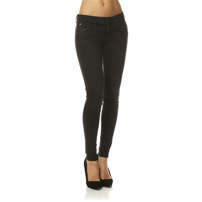 Soho - Jean slim - denim noir