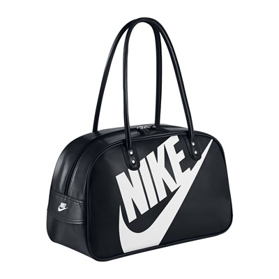 NIKE Heritage SI Shoulder Club - Sac - noir