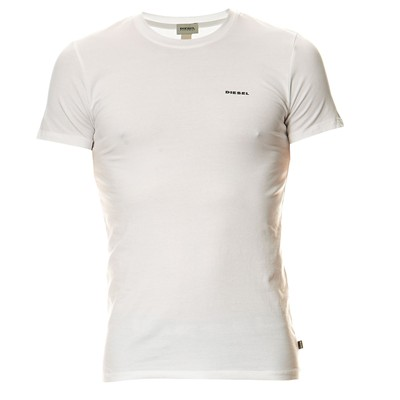 DIESEL Randa twopacks - Lot de 2 T-Shirt - blanc