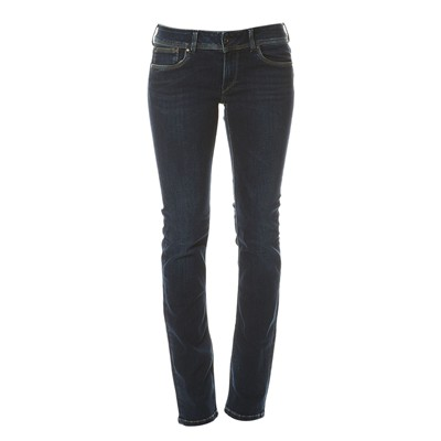 PEPE JEANS LONDON Saturn - Jean droit - denim bleu