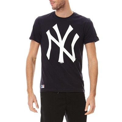 NEW ERA New York Yankees - Top - bleu marine