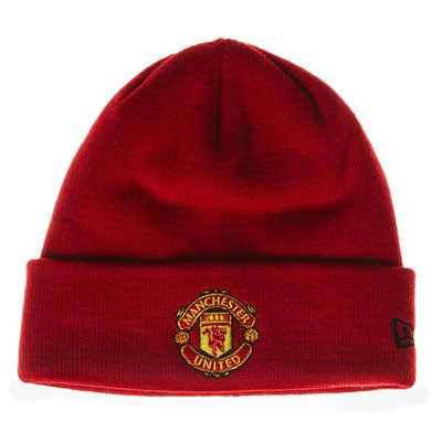 Manchester United - Bonnet - rouge