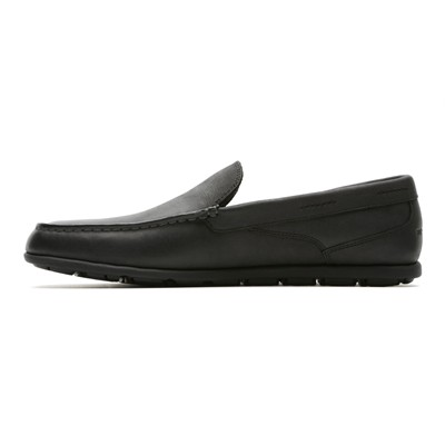 ROCKPORT Mocassins - noir