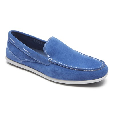 ROCKPORT Mocassins - bleu