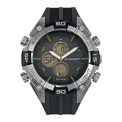 All Blacks montre - noir