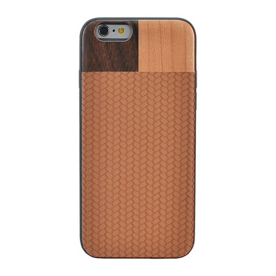 The Kase coque en bois pour iphone 6 plus/6s plus - marron