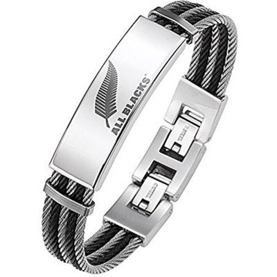 ALL BLACKS Bracelet - argent