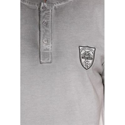 DEELUXE GET - T-shirt manches courtes - gris