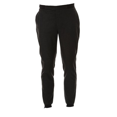 SELECTED shuBRIAN TAILORED JOGGER PANTS - Pantalon - gris foncé