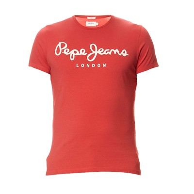 Original stretch - T-shirt - rouge