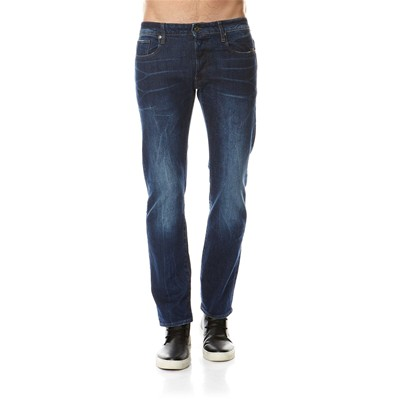Revend Straight - Jean droit - denim bleu