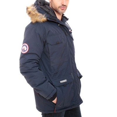 GEOGRAPHICAL NORWAY Parka - bleu marine