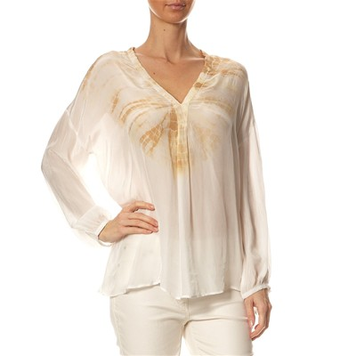 Blouse/tunique/chemisier - sable