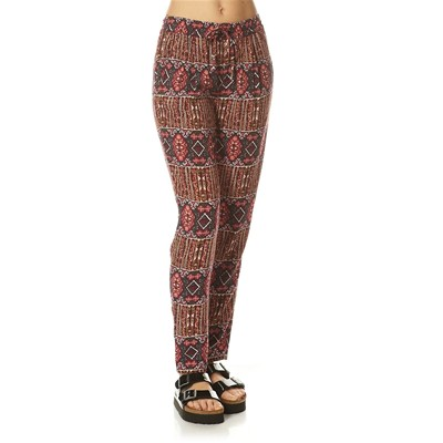 Pantalon - rose indien