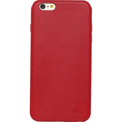 THE KASE Coque pour iPhone 6 Plus - rouge