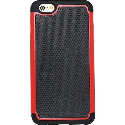 THE KASE Coque pour iPhone 6 Plus et 6S Plus - rouge