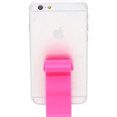 THE KASE Support pour Smartphone - rose
