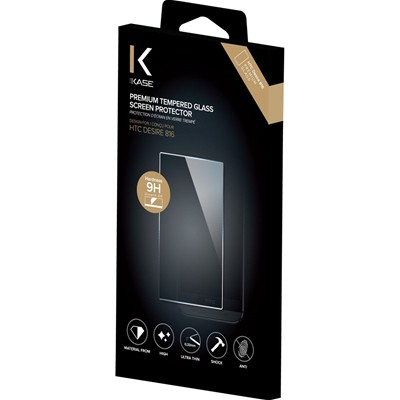 THE KASE Protection d'écran pour HTC Desire 816 - transparent