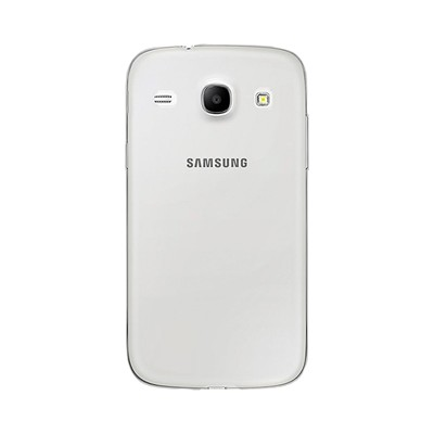 THE KASE Coque pour Samsung Galaxy Core i8260 et i 8262 - transparent