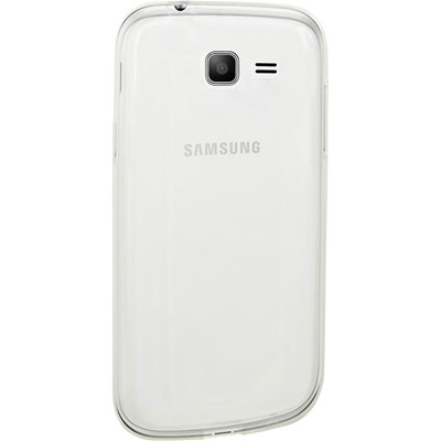 THE KASE Coque pour Samsung Galaxy Trend Lite S7390 et S7392 - transparent