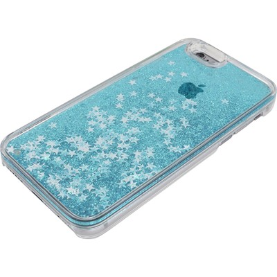 THE KASE Bling bling - Coque pour iPhone 6 - bleu