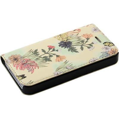 THE KASE Paul & Joé Anniversary - Coque clapet pour iPhone 4 et 4S - multicolore