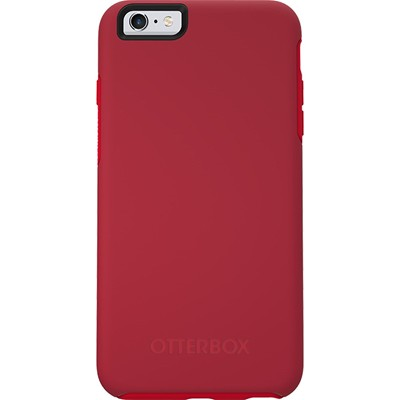 THE KASE Otterbox Symmetry 2.0 - Coque pour iPhone 6 et 6S - rouge