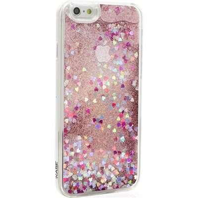 THE KASE Bling bling - Coque pour iPhone 6 et 6S - rose