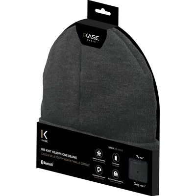 THE KASE Casque bluetooth - gris