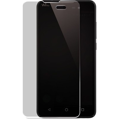THE KASE Protection écran pour Wiko Lenny2 - transparent