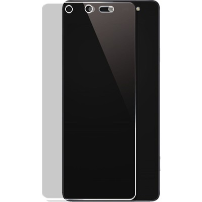 THE KASE Protection écran pour Wiko Selfy 4G - transparent