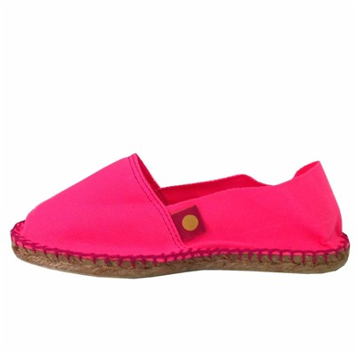 ROSE FLUO - Espadrille - rose