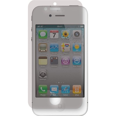 THE KASE Film antireflet pour iPhone 4 et 4S - transparent