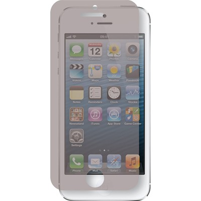 THE KASE Film antireflet pour iPhone 5 et 5S et 5C - transparent