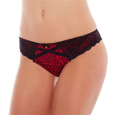 POMM'POIRE Midnight - Tanga - rouge