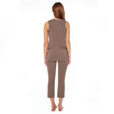 POMM'POIRE Chicago - Pyjama - marron