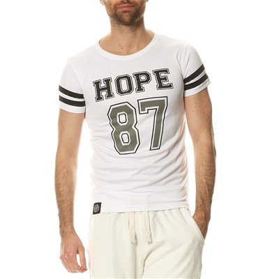 HOPE N LIFE Saka - T-shirt - blanc