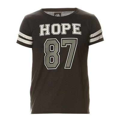 HOPE N LIFE Saka - T-shirt - noir