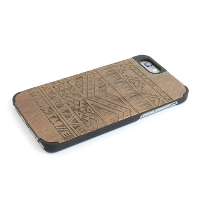 WOODSTACHE Navajo - Coque pour iPhone 6 - marron