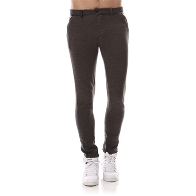 AMERICAN PEOPLE Pantalon - gris