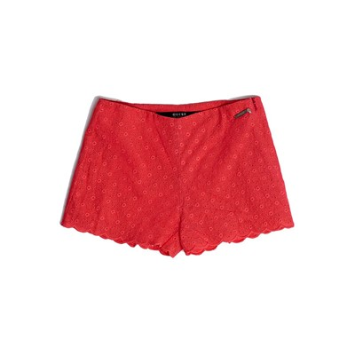 GUESS KIDS Short - rouge