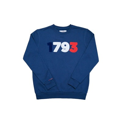 FIL MOOD Sweat-shirt - bleu marine