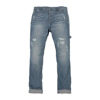 DEEPEND Jean slim - denim bleu