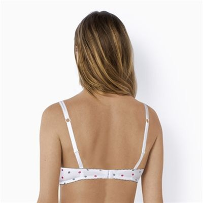 VARIANCE Melodie - Soutien-gorge coque galbe rond - blanc