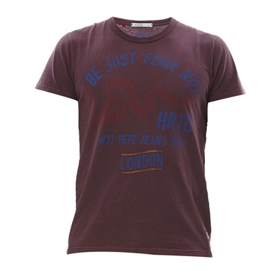 Pepe Jeans London Thompson - Camiseta - morado