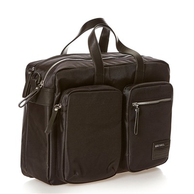Crash - Sac ordinateur - noir
